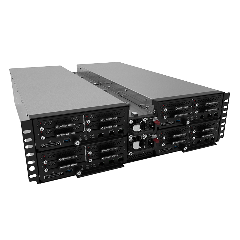 HC250RS GEN9 3U Rugged Short Depth Server