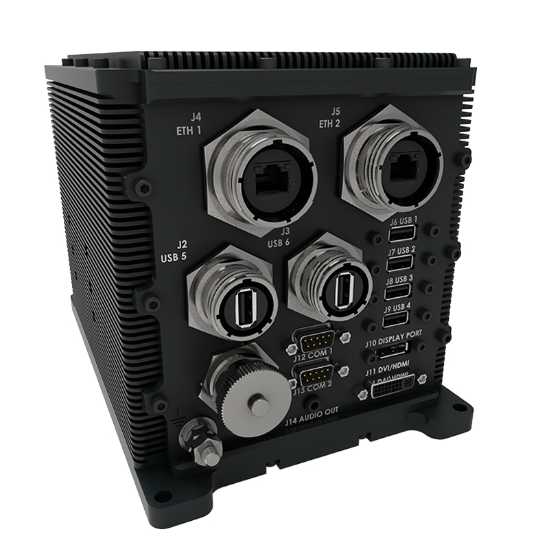 Rugged AR403 Mission Computer