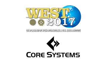 Core Systems to Feature Newest Rugged Computers, LCDs and More at the AFCEA West 2017 Conference