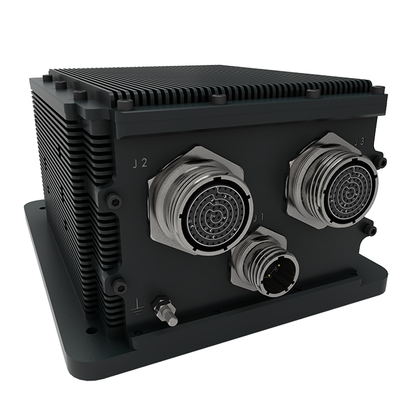 Rugged AR4 Mission Computer