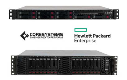 Core Systems and Hewlett Packard Enterprise Launch the Rugged HPE Series
