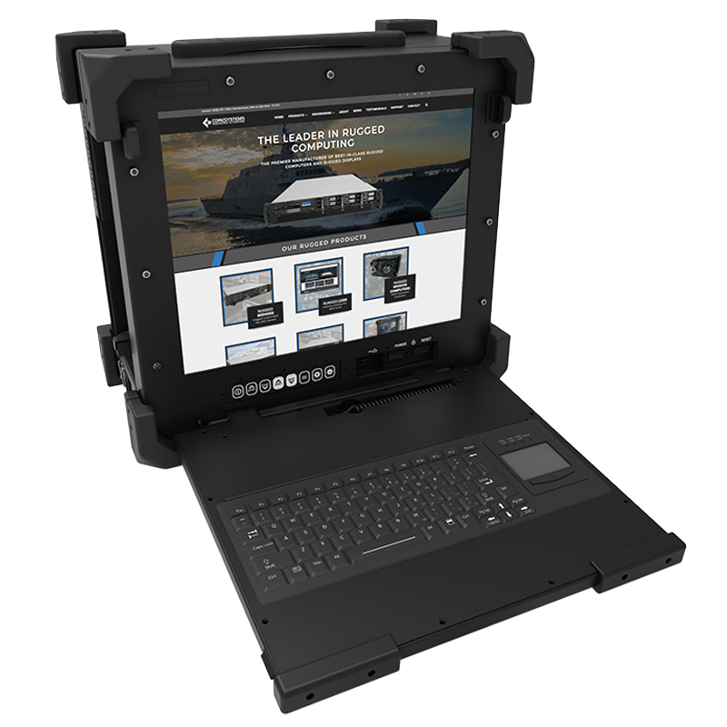 Rugged Portable Servers Core Systems