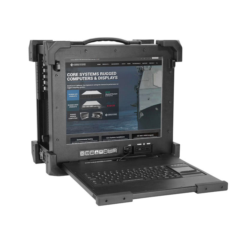 Rugged RPC417 Portable Computer