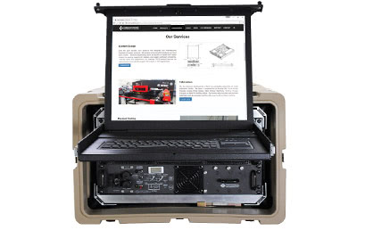 How Rugged Workstations Optimize Military Missions