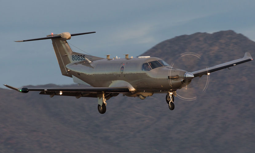 Core Systems to Provide Rugged 2URMS Systems for U-28A Aircraft