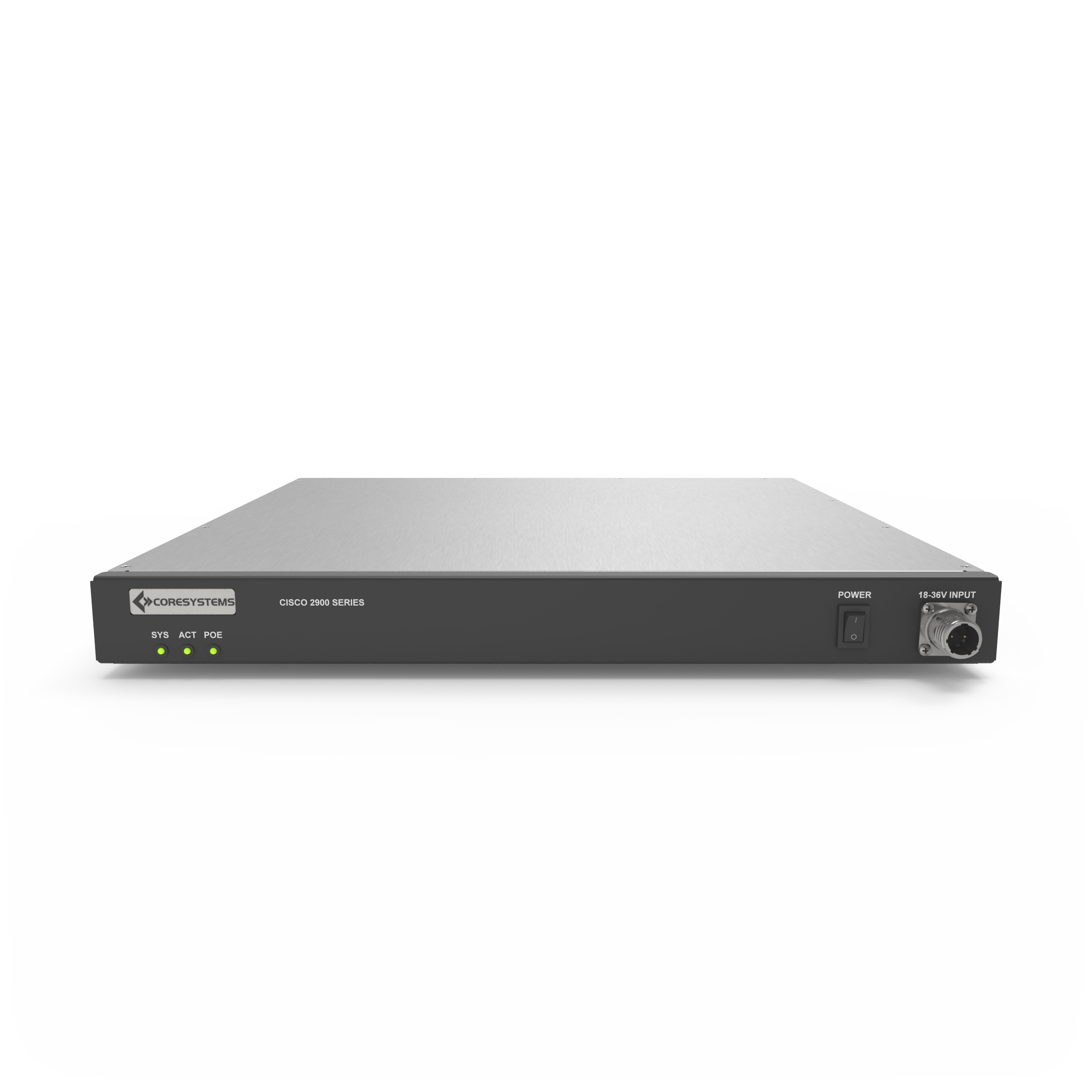 Rugged Core Systems 2901 Cisco Router-1