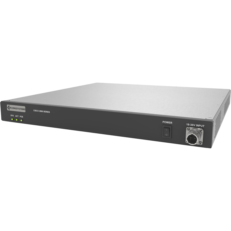 Rugged Core Systems 2901 Cisco Router-3