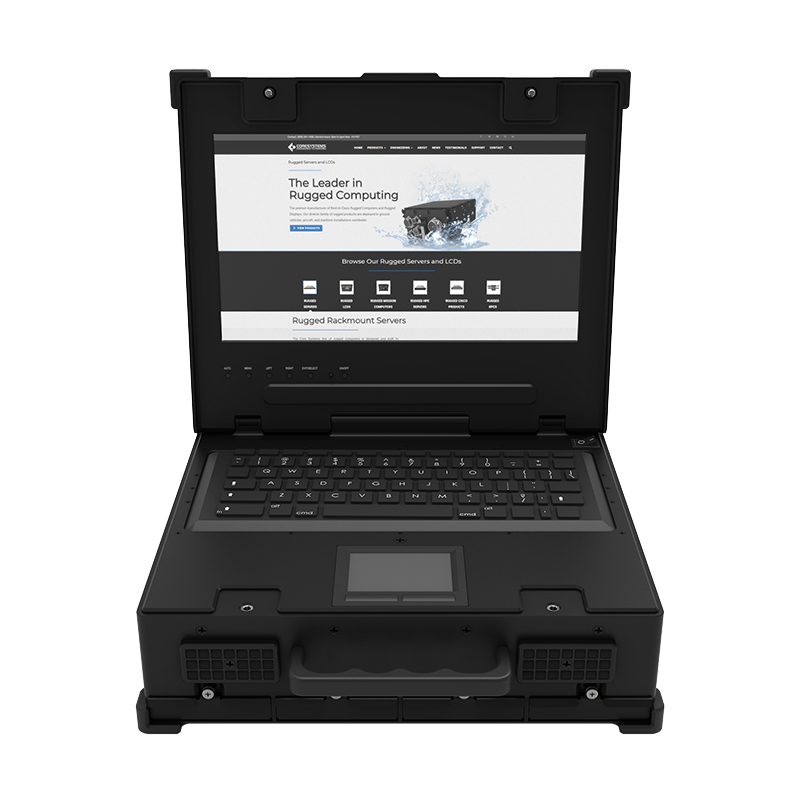 RPS211D Rugged Laptop