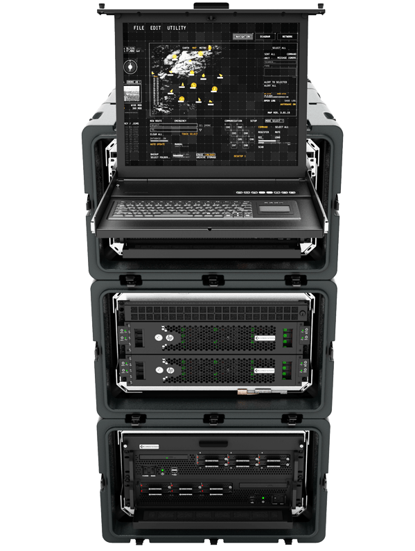 Rugged Servers And Lcds