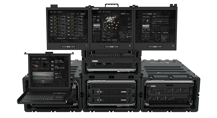 Rackmount Computers Mission Hpe Servers Fixed Mount Lcds Pull Out Drawer Rugged Portable Cisco Routers View All