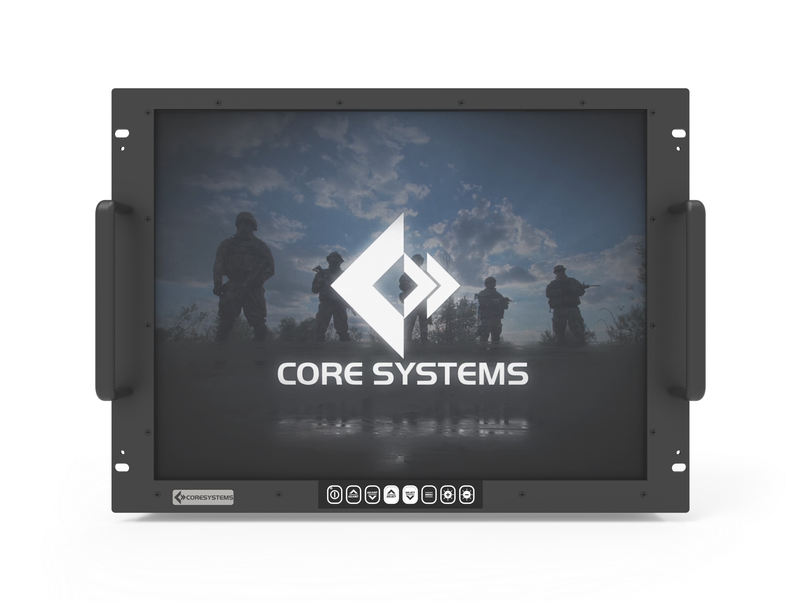 Rugged LCDs